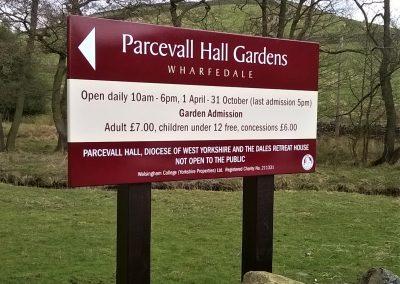 Parcevall Hall
